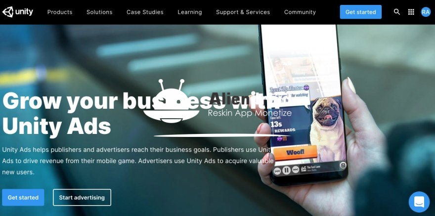 Cara memasang iklan Unity di Android Studio
