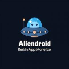 Reskin Aliendroid